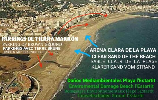 Playa platja estartit beach plage strand 20190205223405900