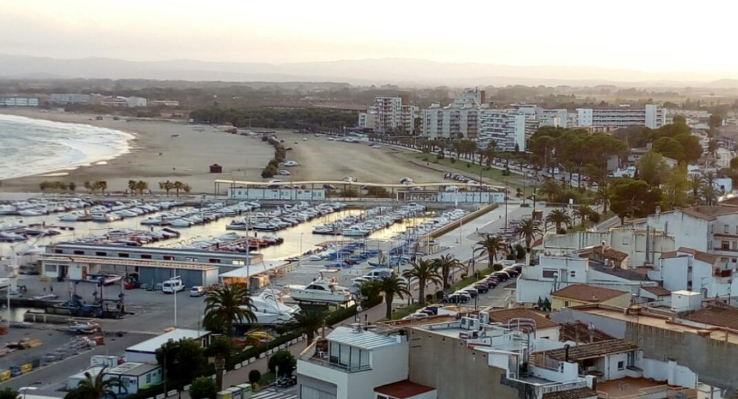 platja estartit playa beach strand